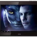 "INTEX 8"" Tablet AVATAR2 black DualCore"