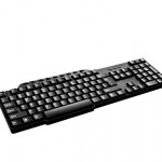 INTEX tastatura 1020 USB Slim Black